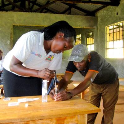 Kenya-KCDPHOtesting